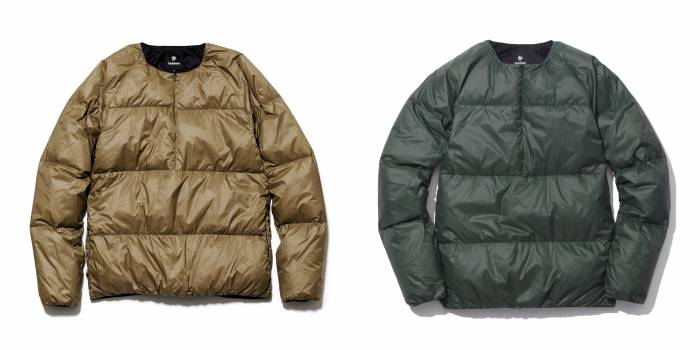 Goldwin Puffy Jackets