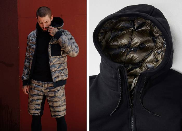 Holden Reversible Down Jacket