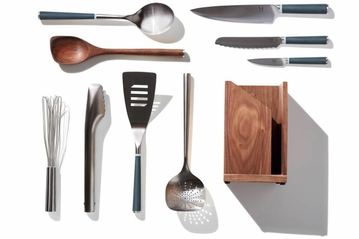 Materials basic cooking set