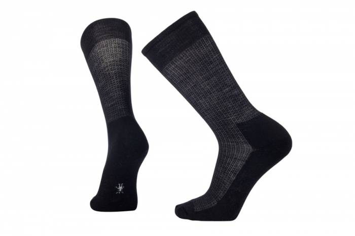 Smartwool Men's Nailhead Grid Socks