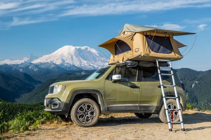 Roof Top Tent Trailer