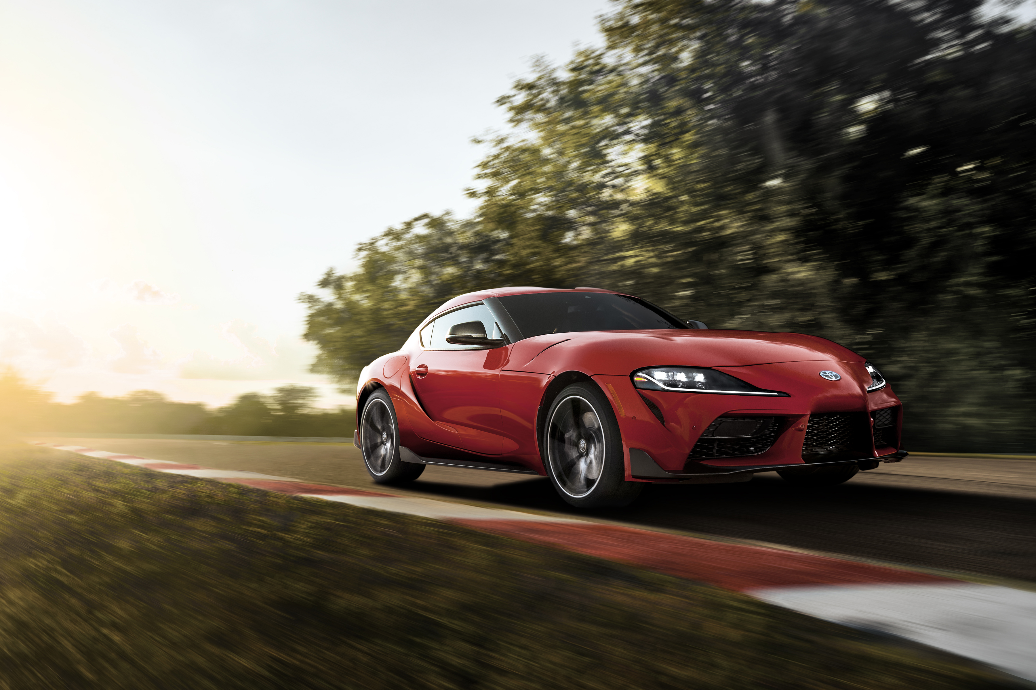 The Toyota Supra Is Back Hold On Tight Gearjunkie