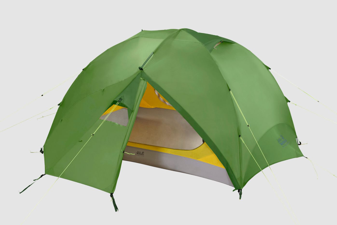 JACK WOLFSKIN Yellowstone III FR 3 Person Tent