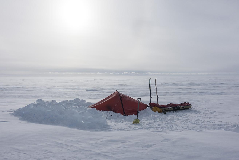 Colin O'Brady Arctic exploration
