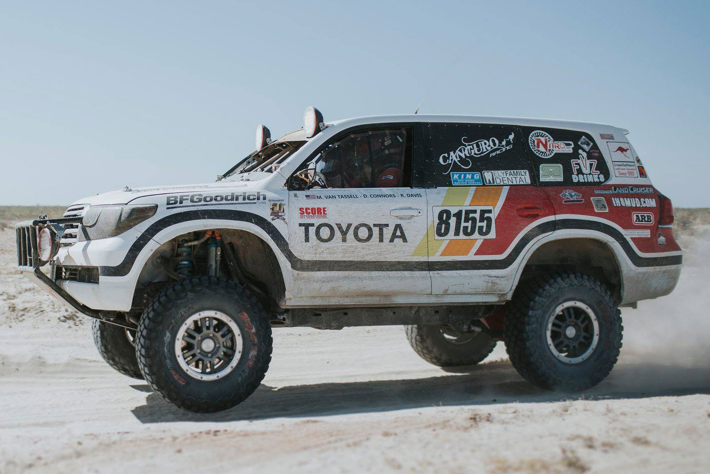 Canguro Racing Toyota Land Cruiser 200 Series