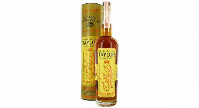 Colonel Taylor Whiskey