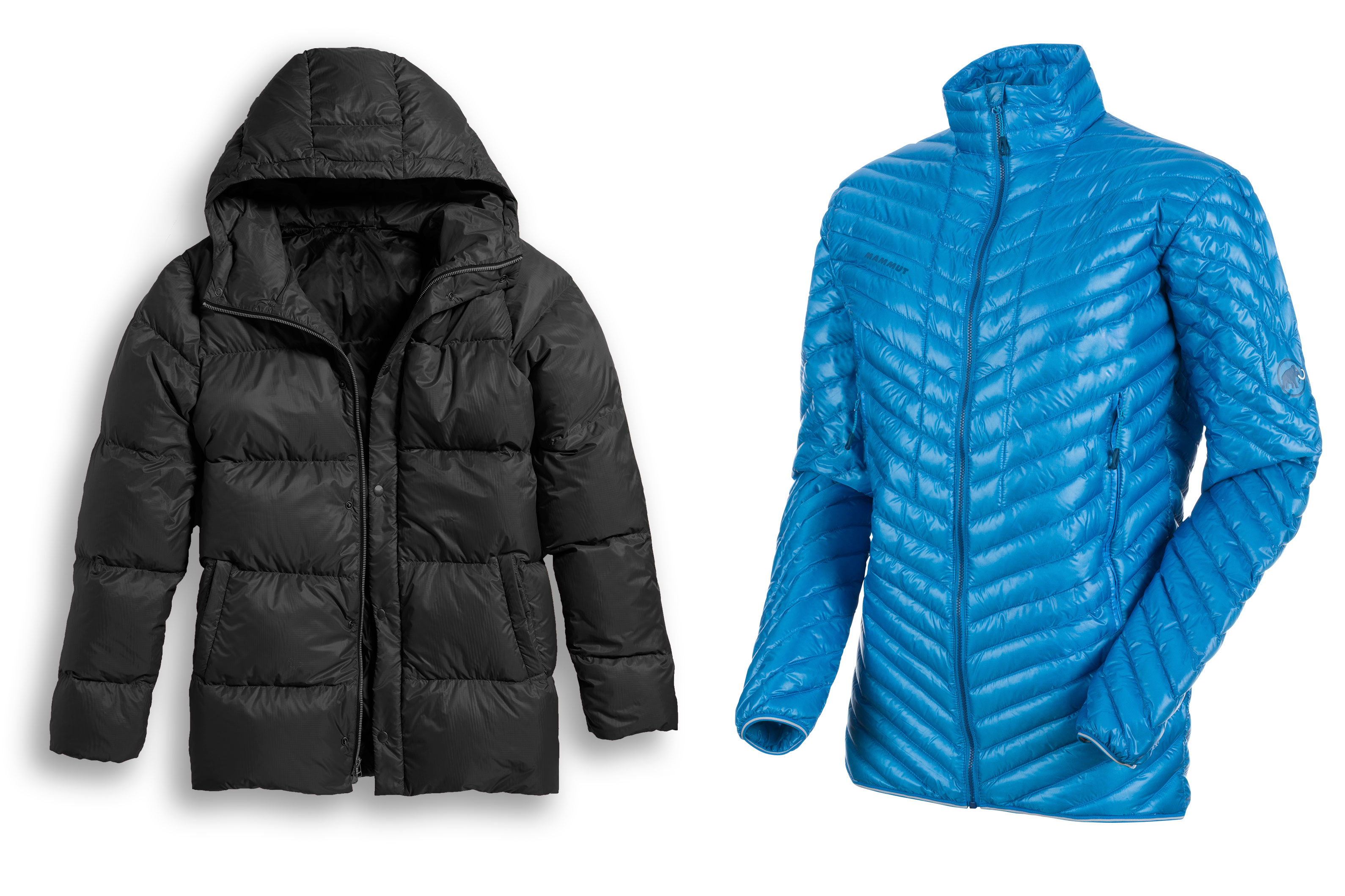 Cotopaxi Rayo Mammut Broad Peak puffy jacket