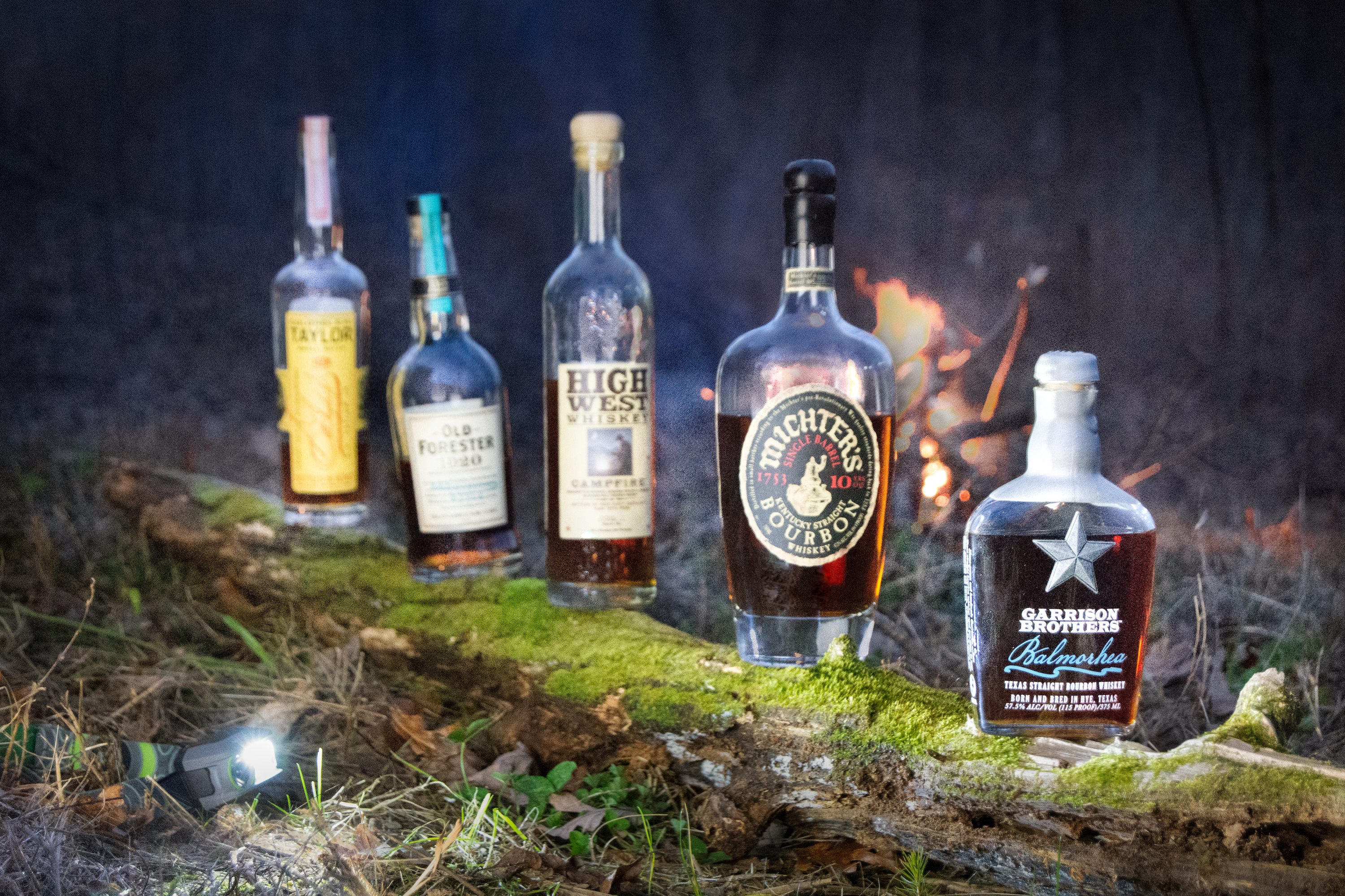 Best Whiskey for Camping