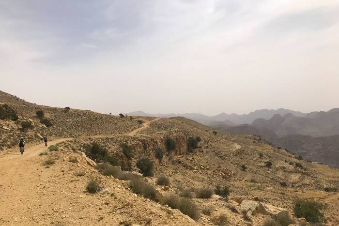 Five adventures in jordan Jordan bike trail