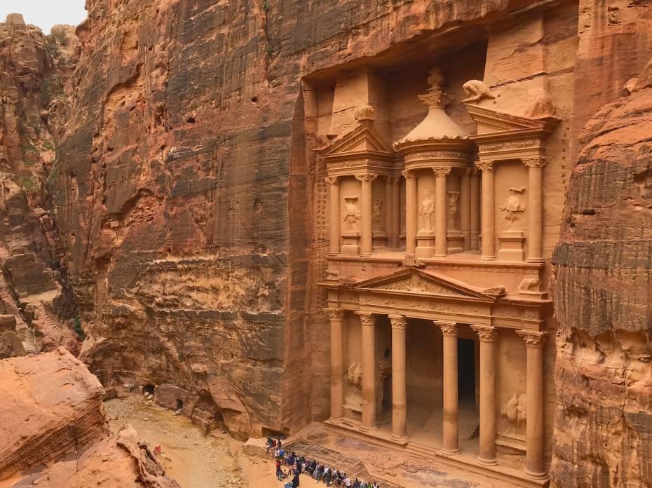 Five adventures in jordan PETRA