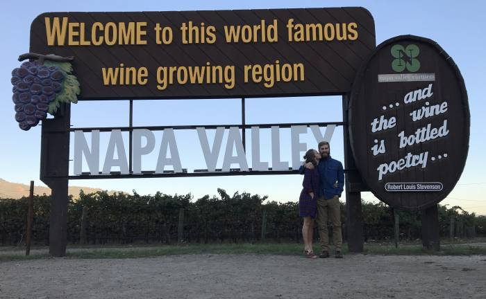 detour to Napa Valley