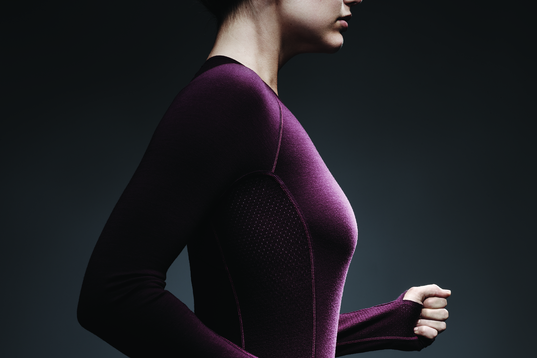 Icebreaker women's base layer