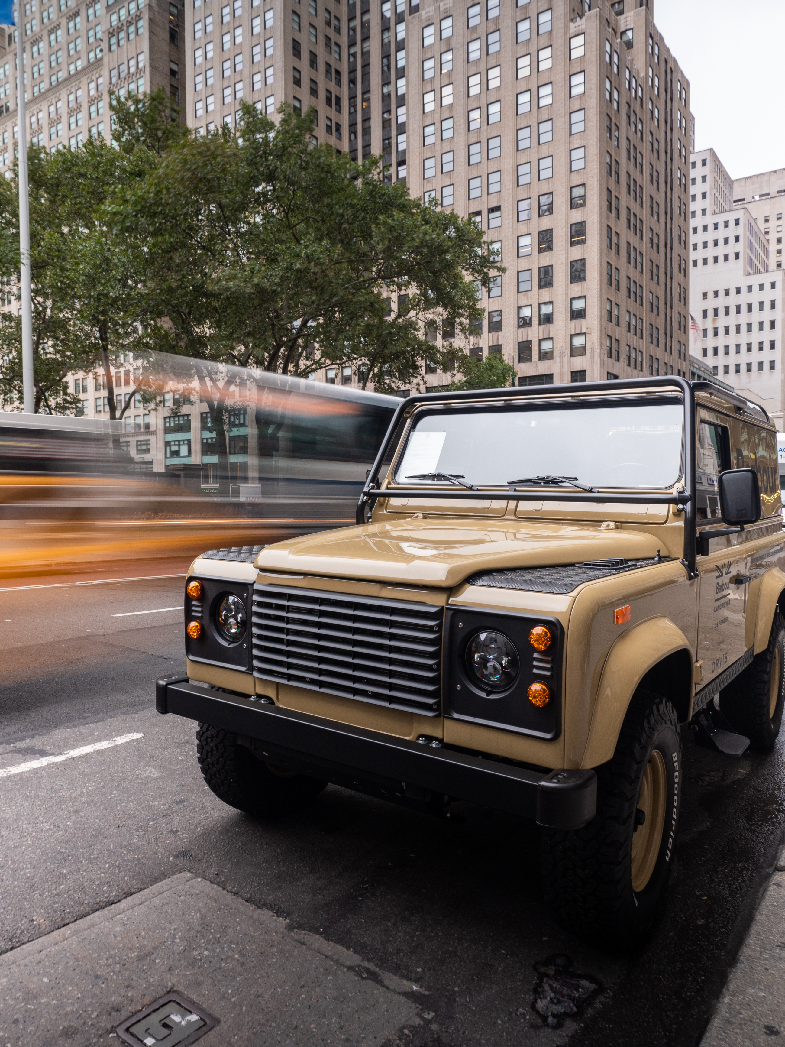 Win This $130,000 Land Rover Defender 90