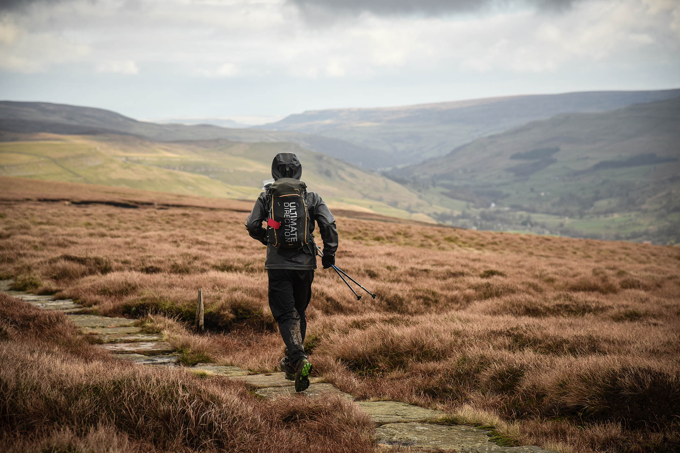 Montane Spine Race
