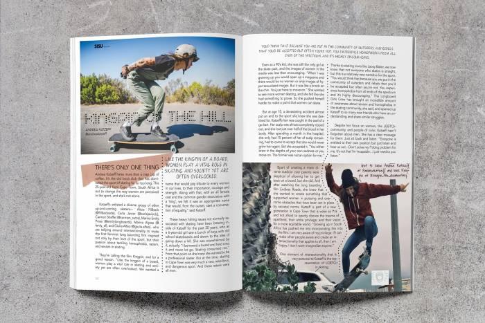 Sisu Magazine article