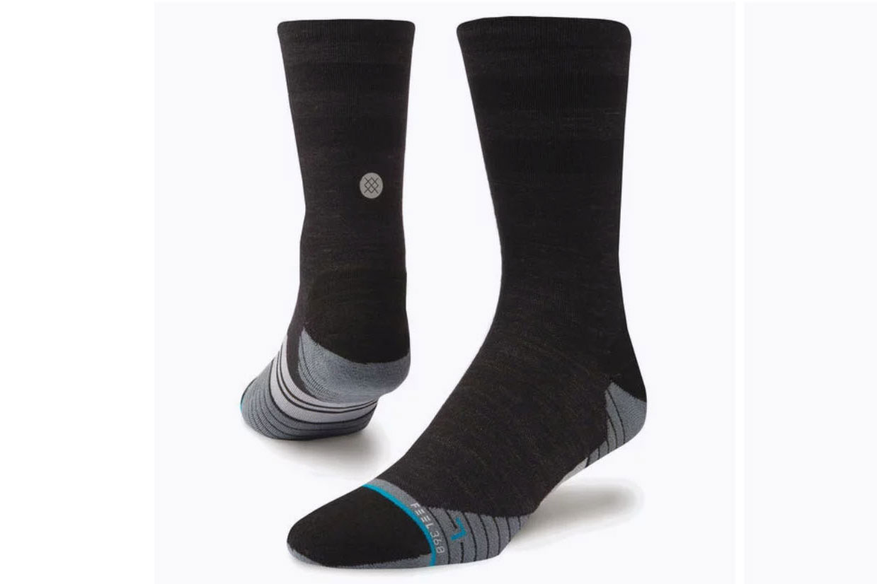 Stance Uncommon Solids wool sock