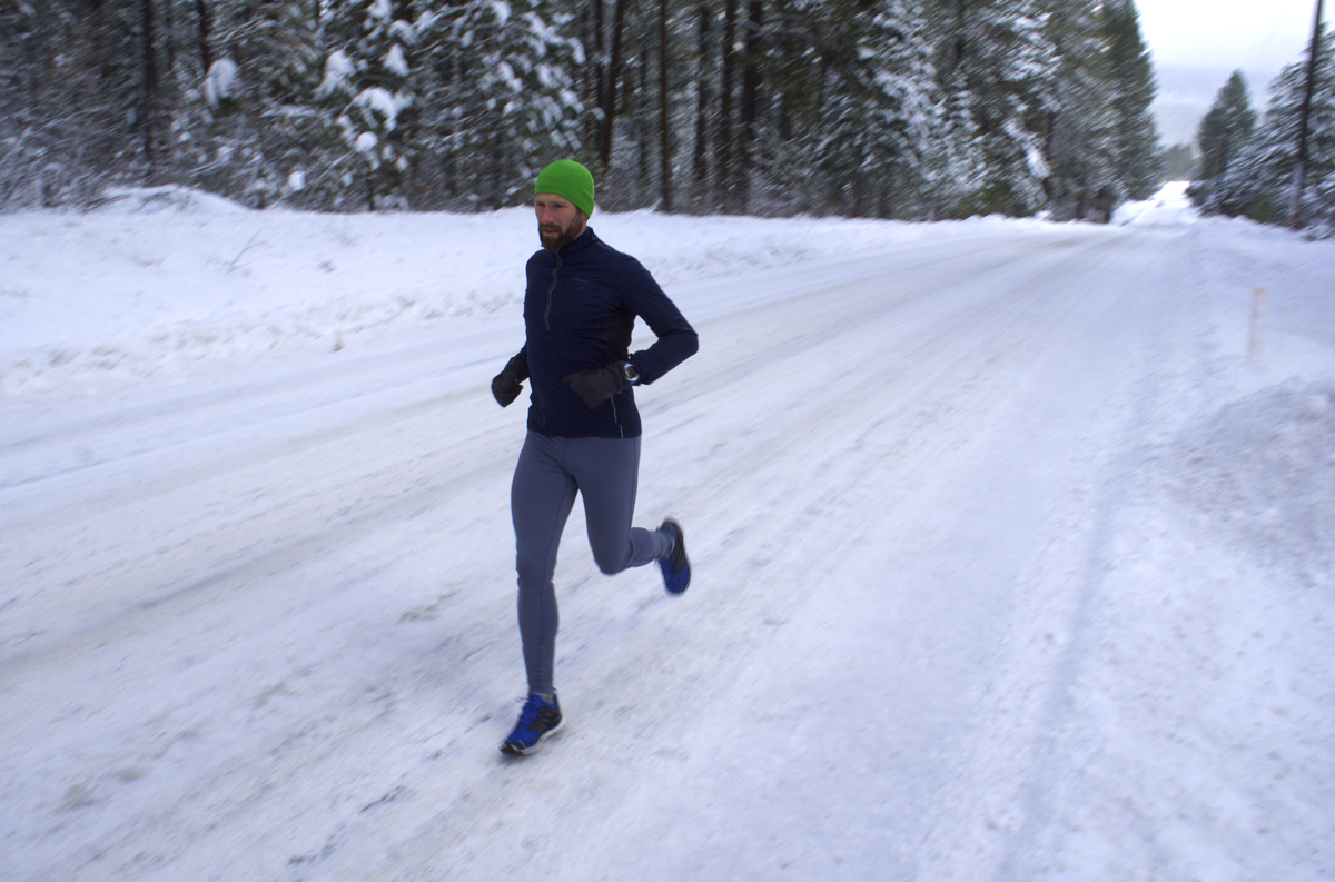 Winter Running: Shoes for Cold-Weather Miles