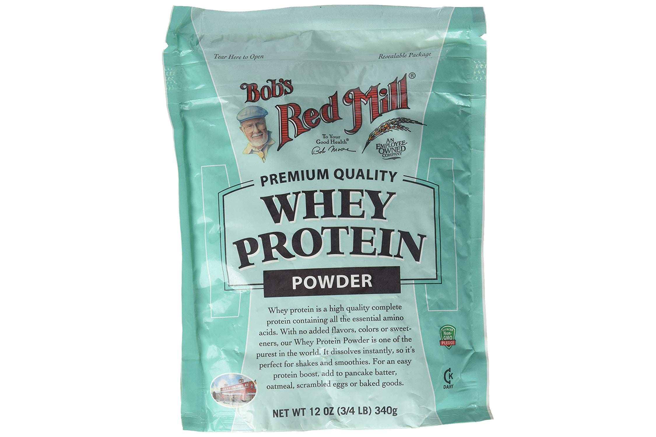 Bob's Red Mill protein