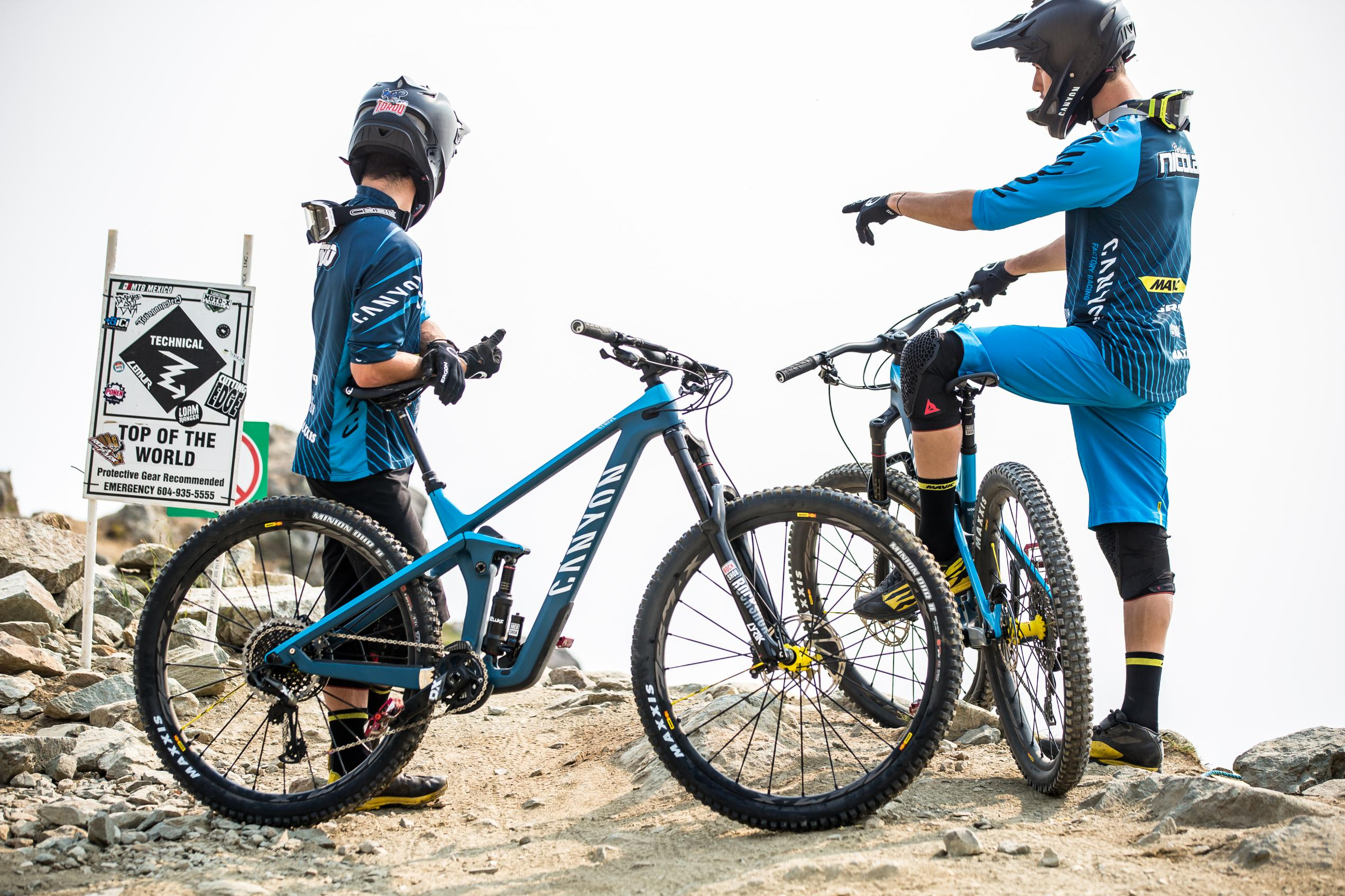 The Canyon Strive Gives Riders 2 Bikes in 1 | GearJunkie