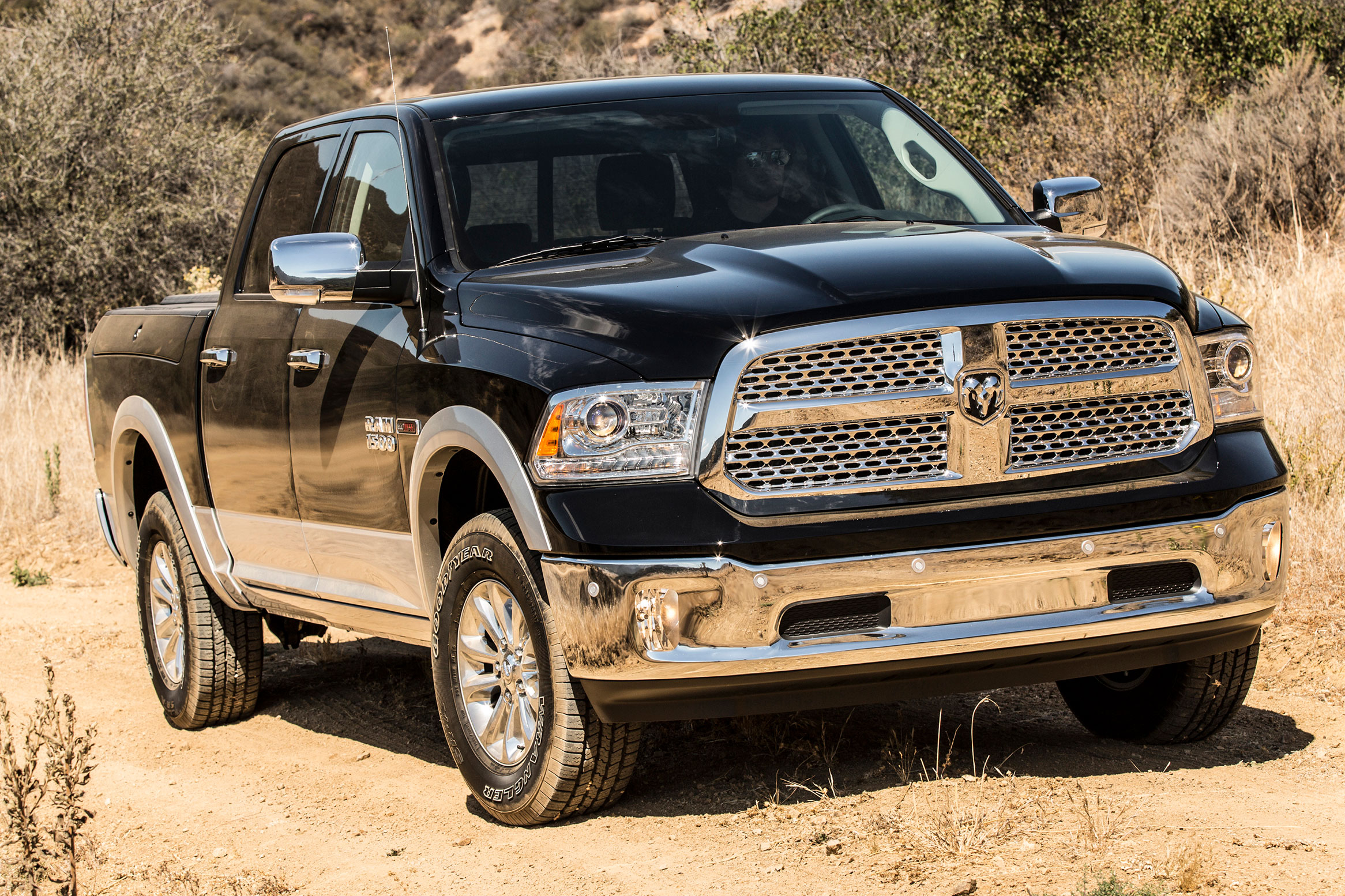 Settled: Jeep, RAM Pay $800 Million in Emissions Cheating