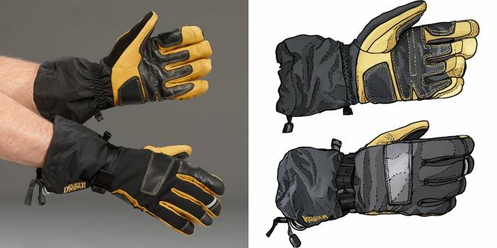 Duluth Trading Co Yellowknife Gloves