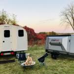 Camp365 Portable Cabin Camper Trailer