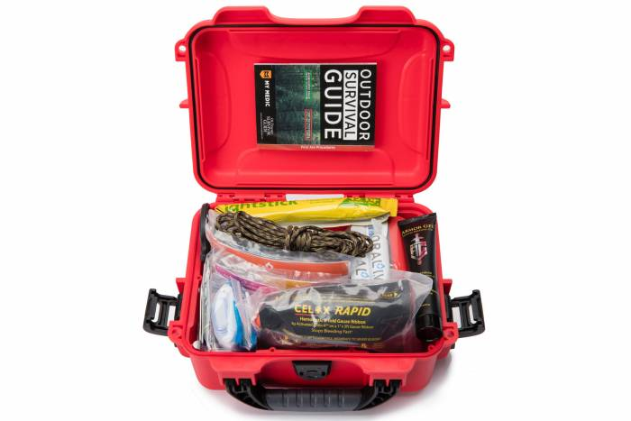 The Boat Medic first-aid kit