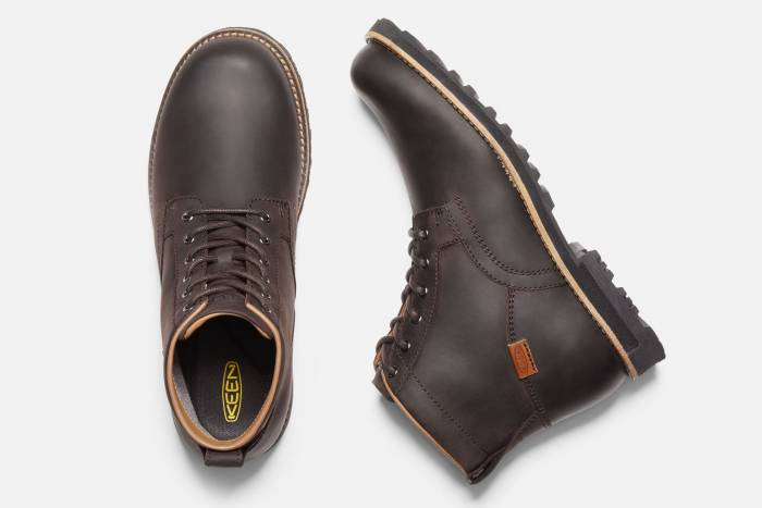 My Favorite Leather Boot Is on Sale Now: 'The 59' | GearJunkie