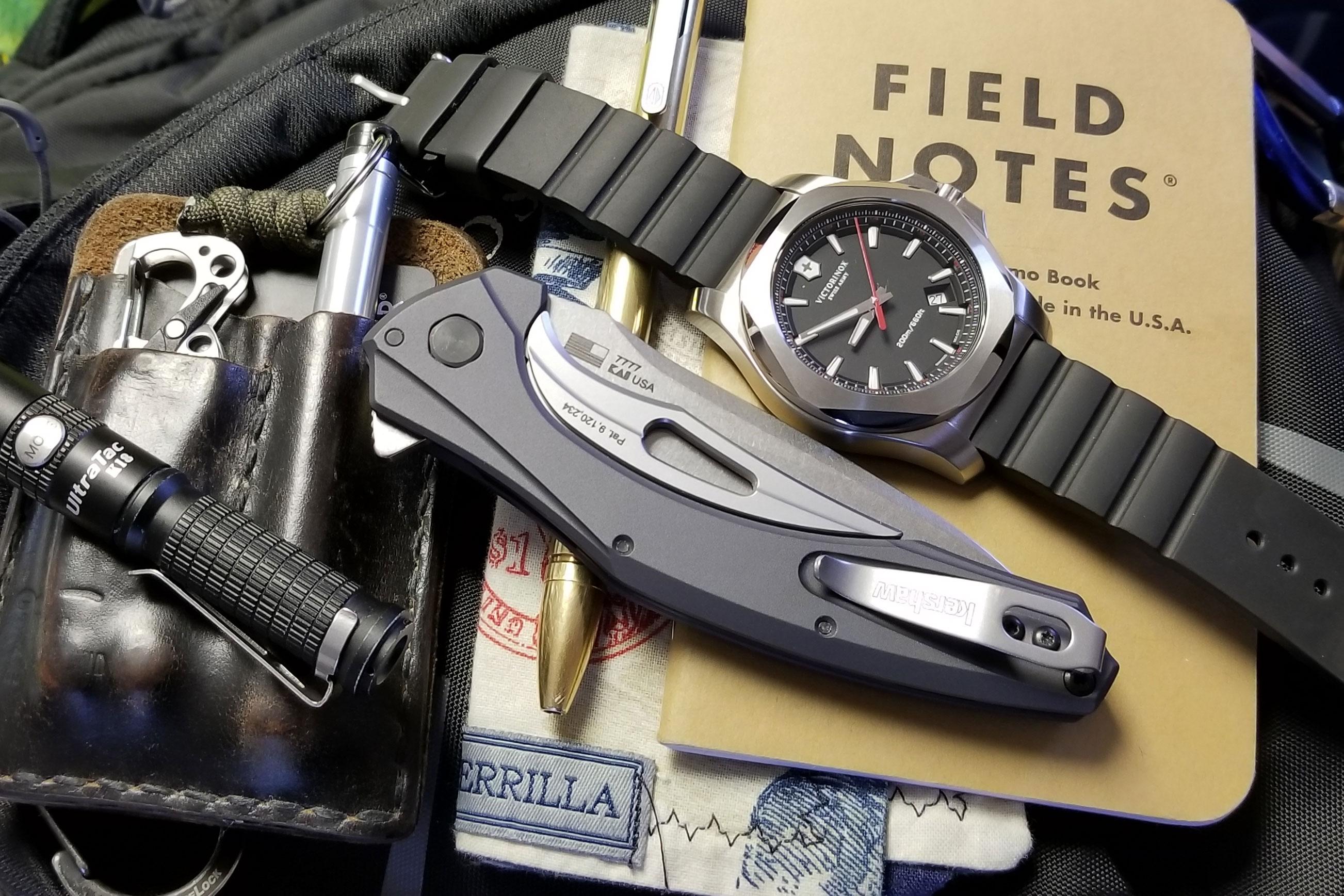 Kershaw Bareknuckle 7777 folding knife