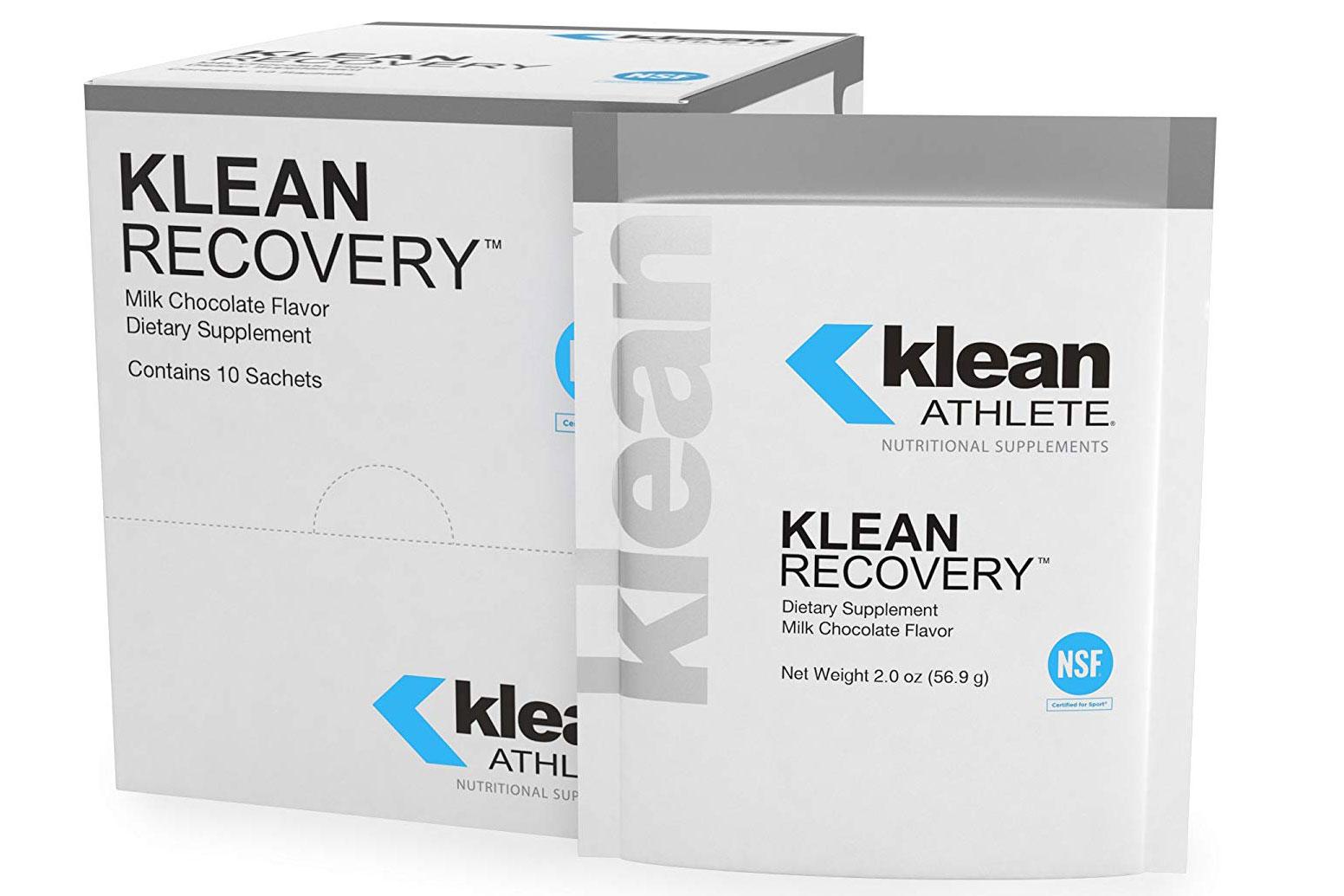 Klean Athlete protein