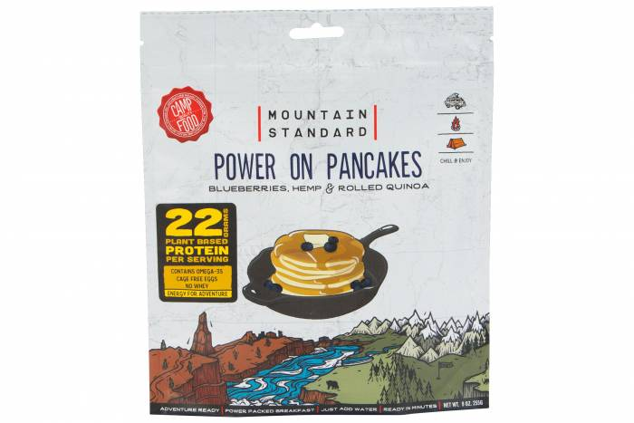 Mountain Standard Pancakes – 2 Servings