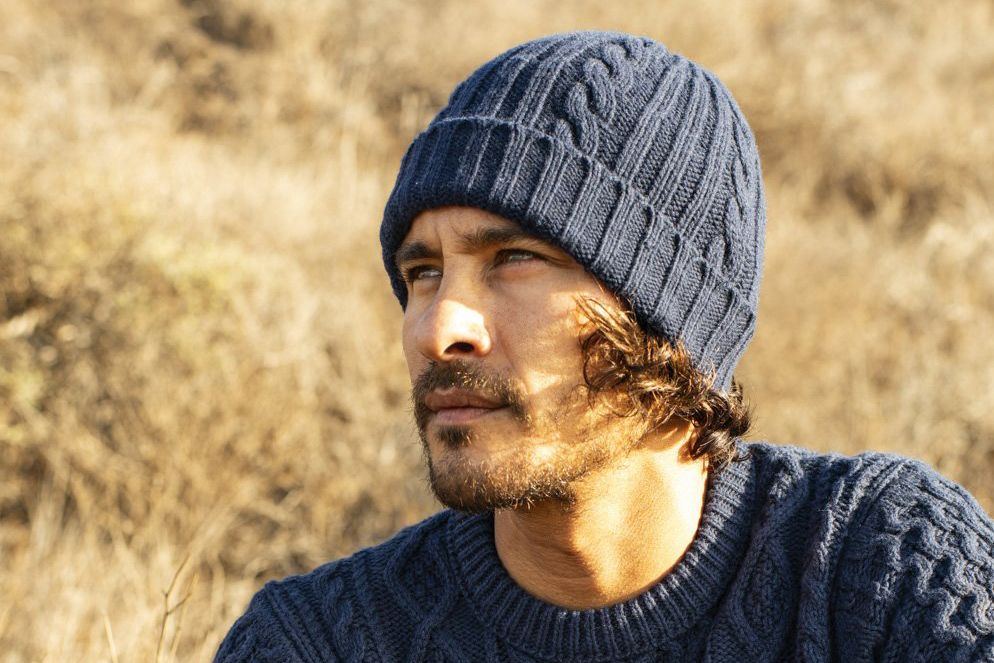 Outerknown Fishermans beanie cap