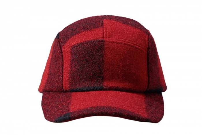 Five Panel Wool Cap