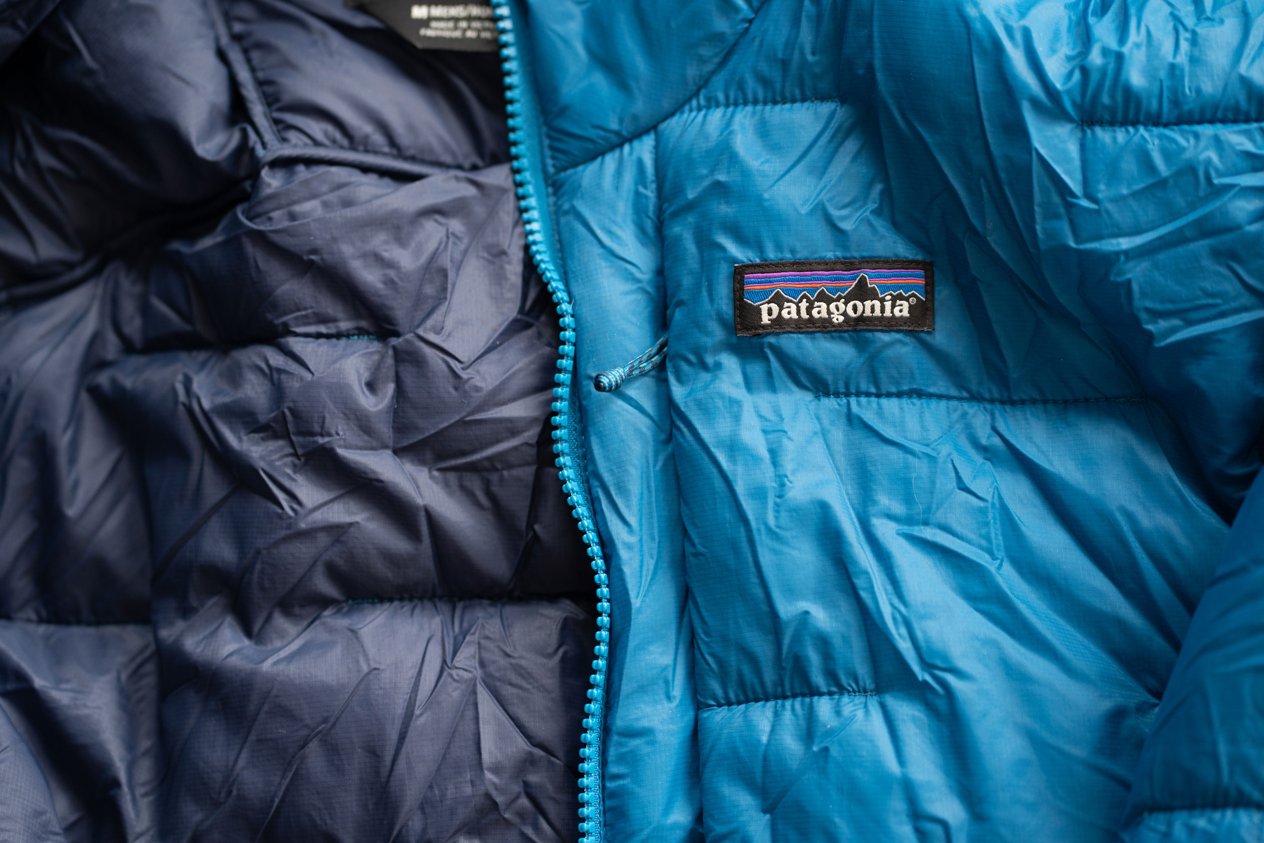Patagonia Macro Puff jacket