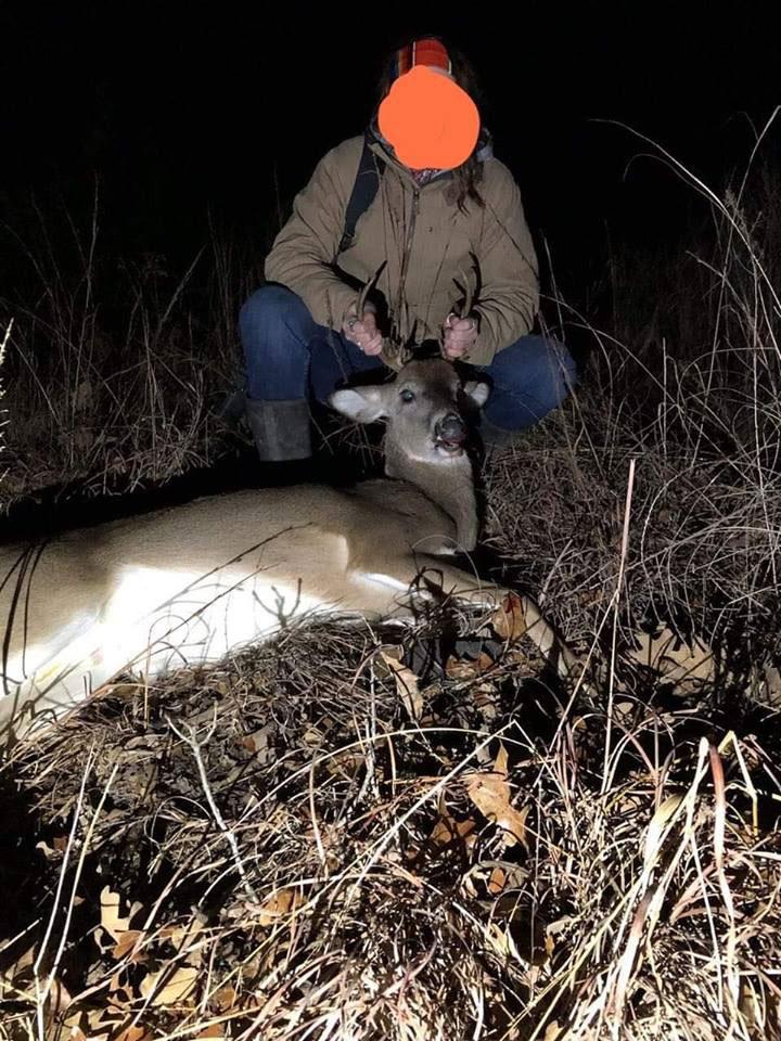 poacher-buck