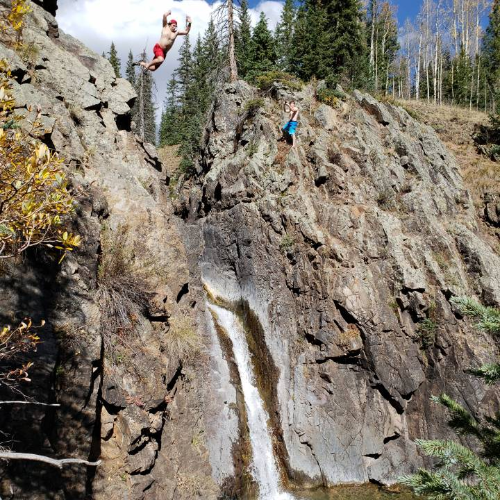 Adrenaline Falls, CO