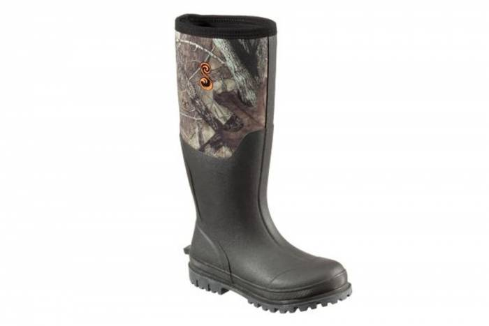 SHE Outdoor Women's Camo Utility Rubber Boots