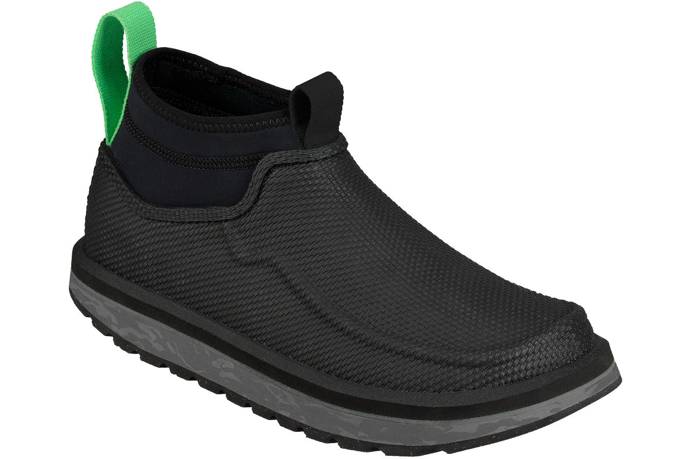 Sanuk Chiba Journey LX waterproof boot Yulex rubber
