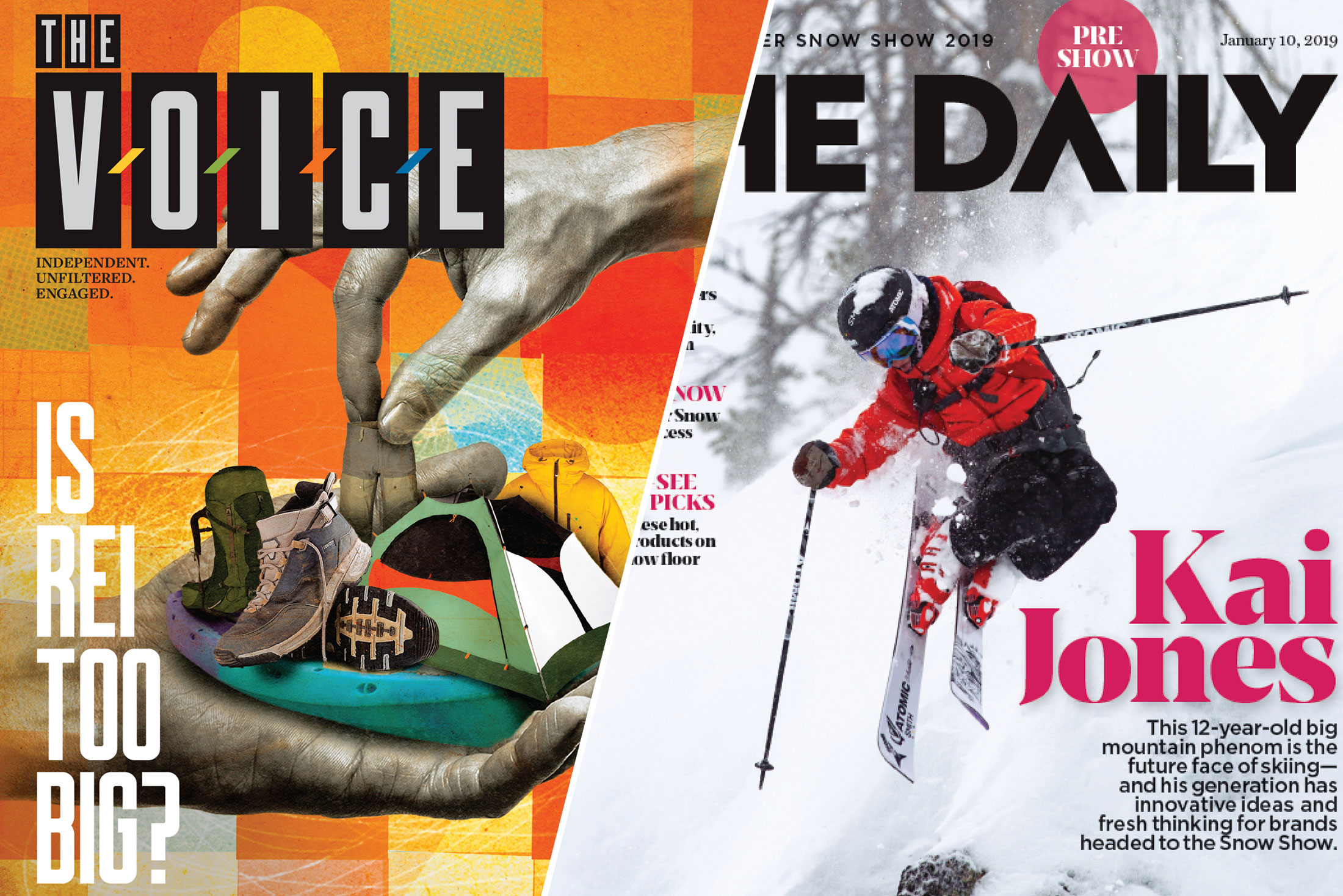 The Daily The Voice Outdoor Retailer