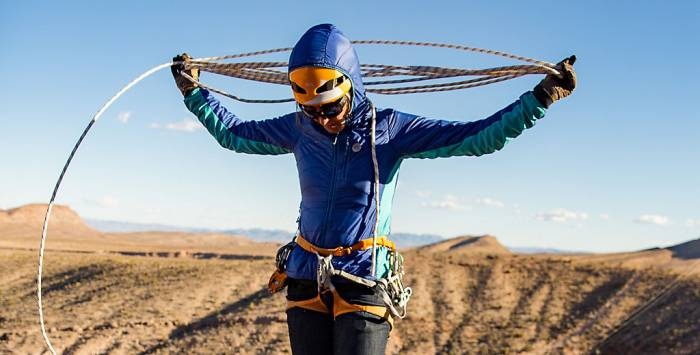 the north face amga womens rock guide course
