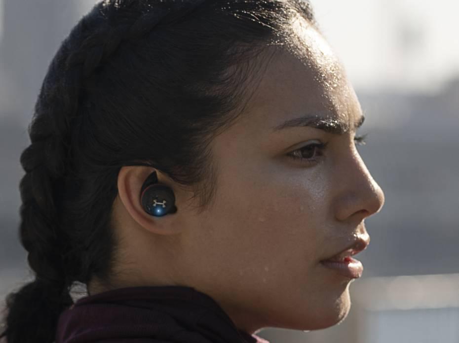 Under Armour true wireless ear buds