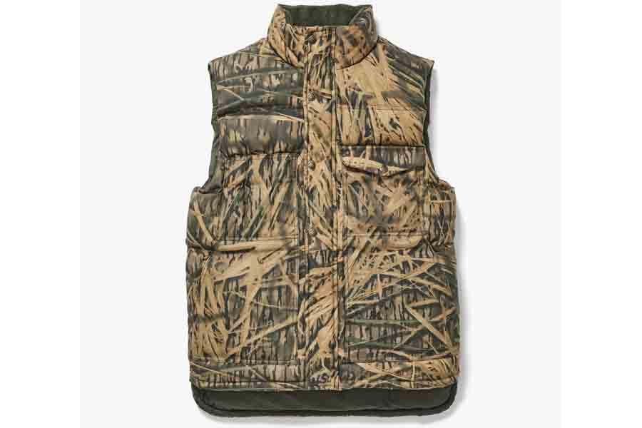 Filson Men's Camo Cruiser Vest