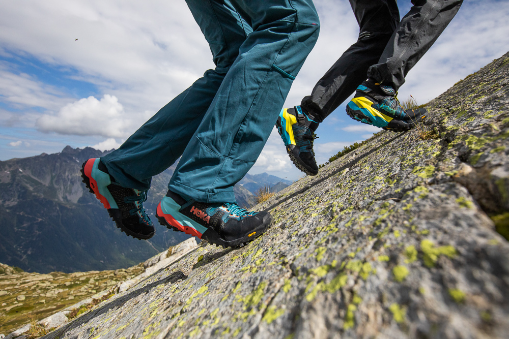 HOKA ONE ONE Sky hiking footwear