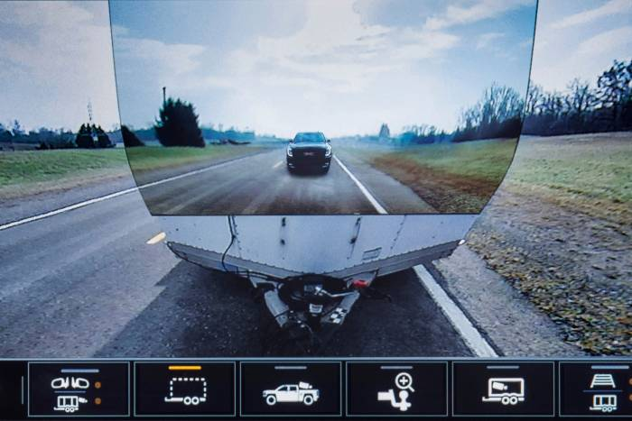Invisible Tow-Behind: GMC Launches 'Transparent Trailer ...