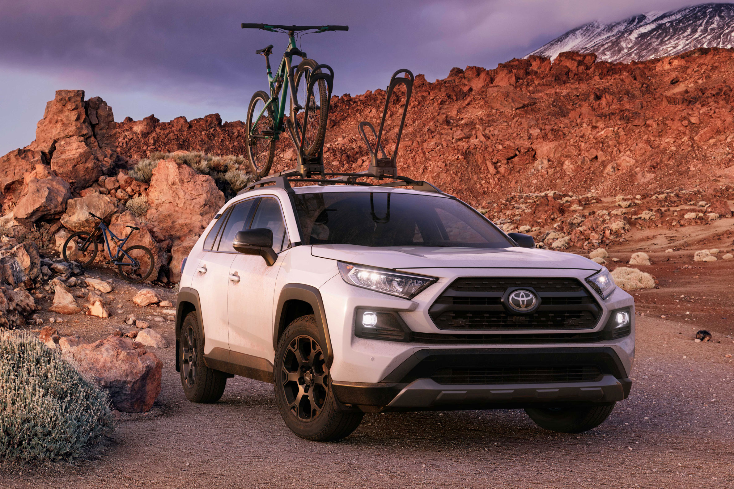 Best All Terrain Tire 2020 2020 RAV4 TRD Off Road: Toyota Slaps an Off Road Badge on Its