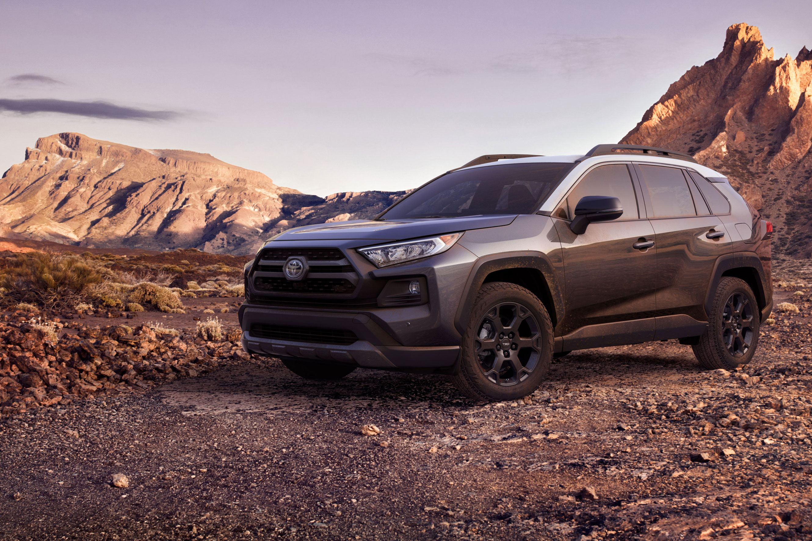 2020 Rav4 Trd Off Road Toyota Slaps An Off Road Badge On Its Little Suv Gearjunkie
