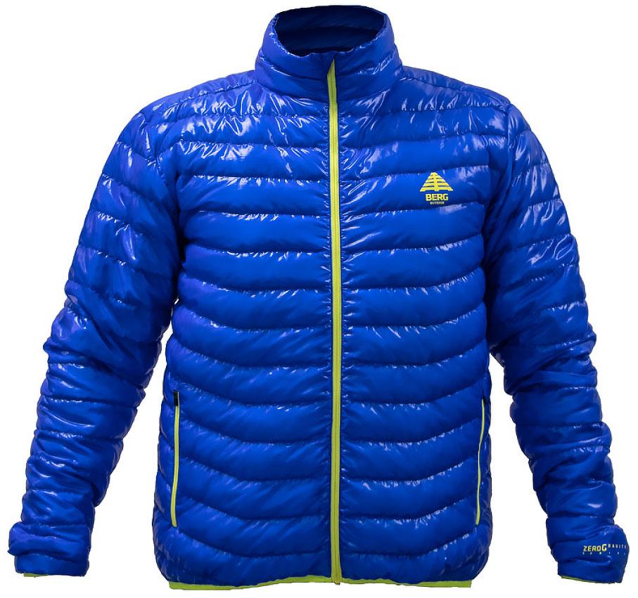 Berg Outdoor Geres Zero Gravity down jacket
