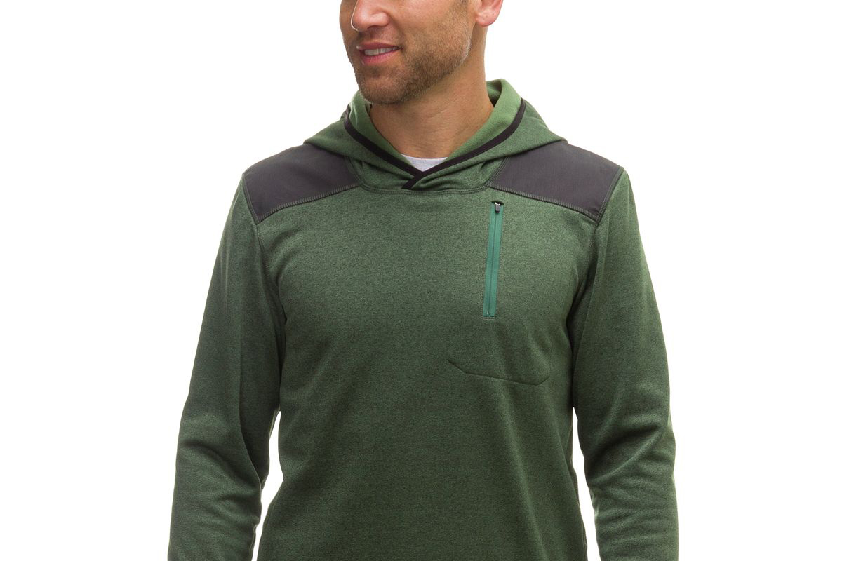 Basin and Range Albion Performance Hooded Shirt – Men's