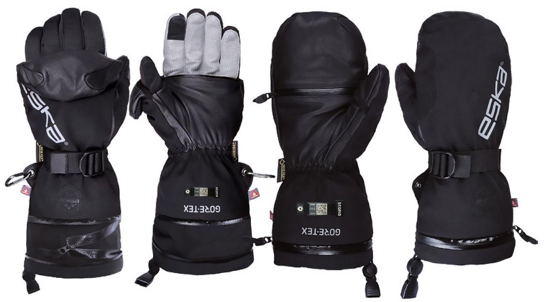 Eska Arktis GTX convertible glove mittens