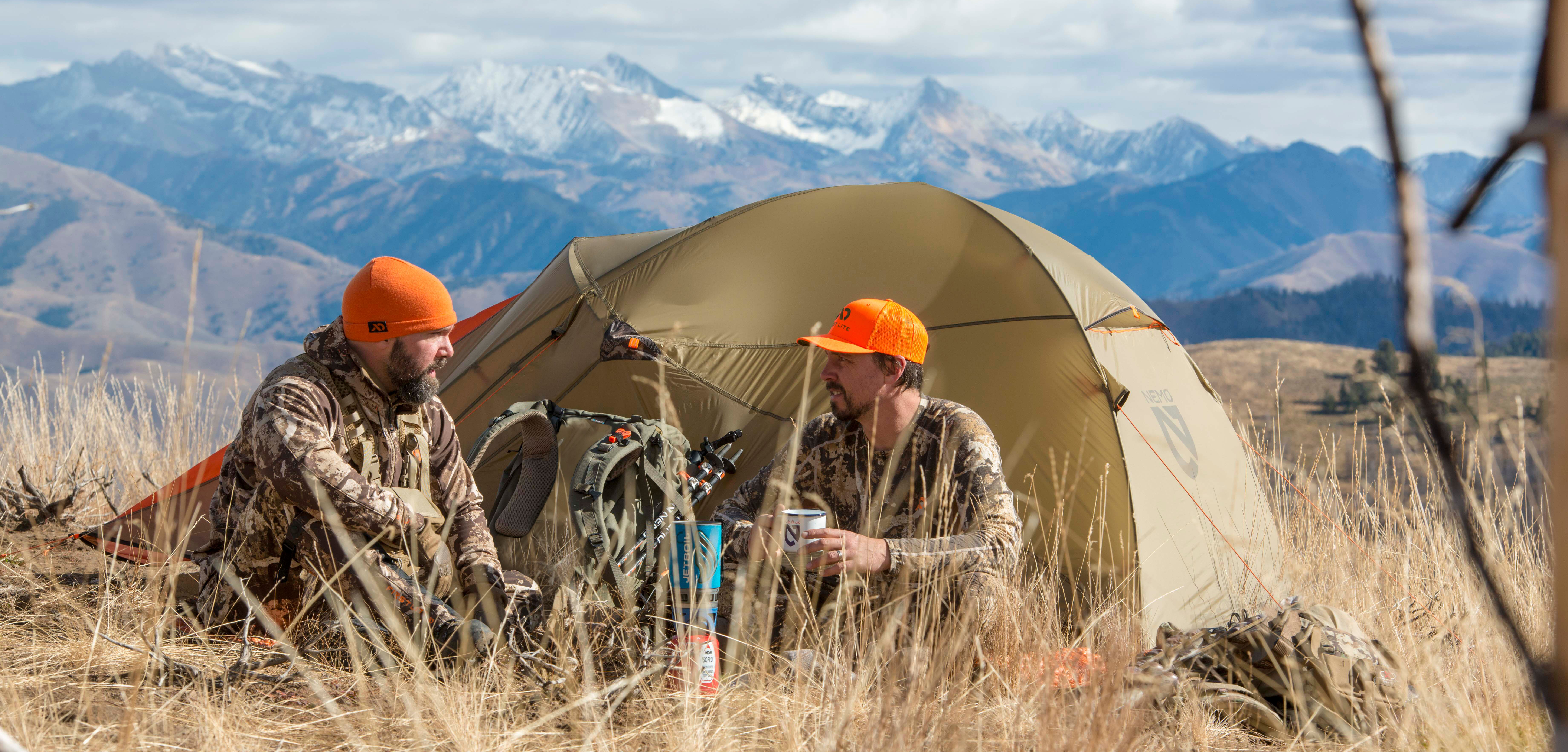 NEMO Teams With First Lite on Ultralight Camping Kit for